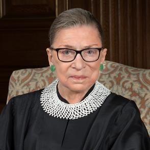US Supreme Court Justice Ruth Bader Ginsburg to Teach Students in International Law Program