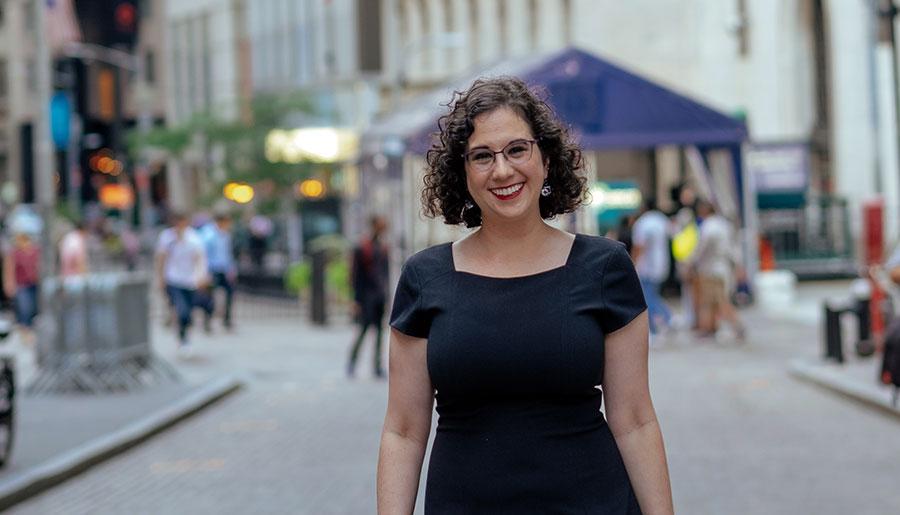 Rochelle Levy, compliance law school alumni