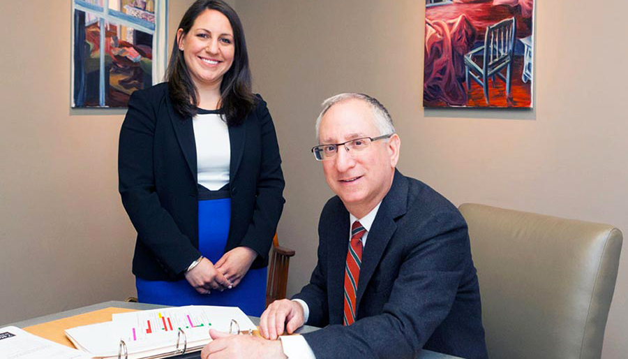 The Career Services Office helps alumni throughout their law careers