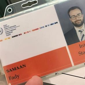 My Law School Story: Fady Samaan, International Law